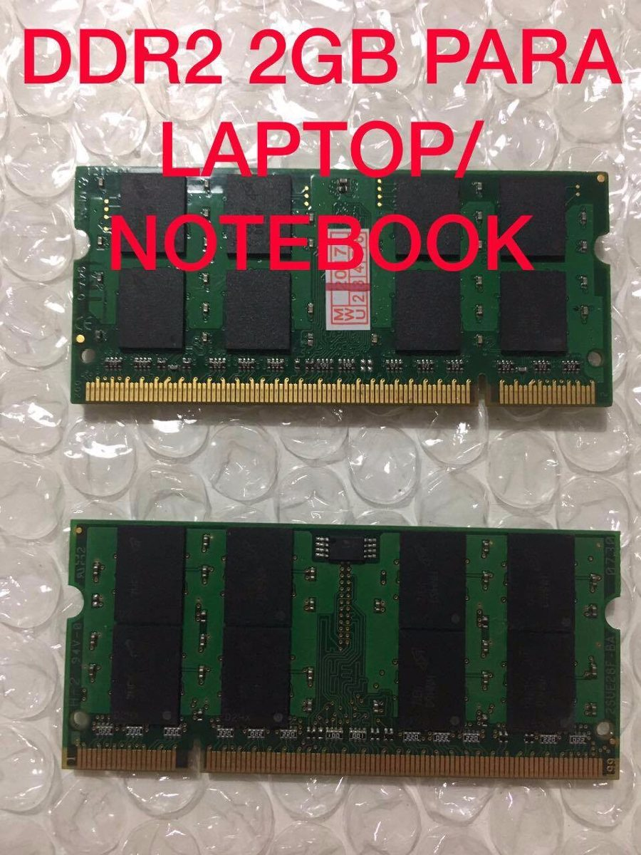 Memoria Ram Sodimm Ddr2 2gb 800 Mhz Notebook Laptop Local 349 Memory So Dimm Cargando Zoom