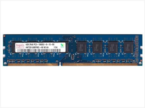 memoria ram4gb ddr3 1333mhz pc3-10600 hynix