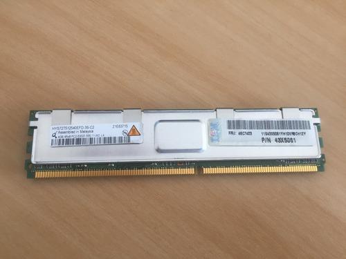 memoria samsung 16gb 4x4gb ddr2 server ram ecc fb pc2 5300f