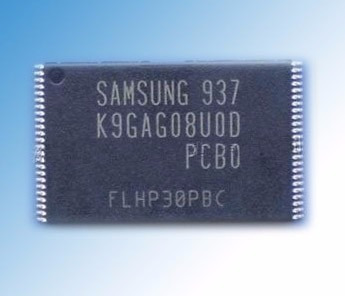 memoria samsung k9gag08uod-pcbo k9gag08uod k9gag08u0d k9gag0