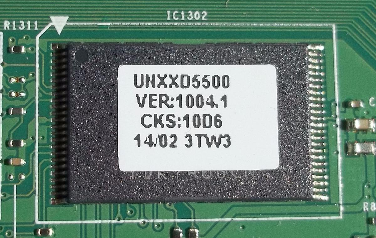 Memória Samsung K9gag08uoe Unxxd5500 Entrega No Mesmo Dia