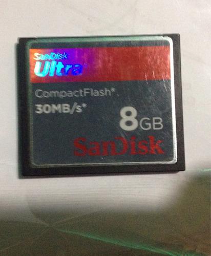 memoria sandisk ultra 8 gb