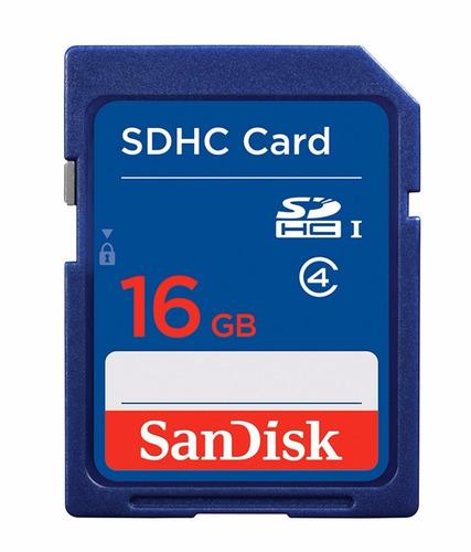 memoria sdhc 16 gb click506