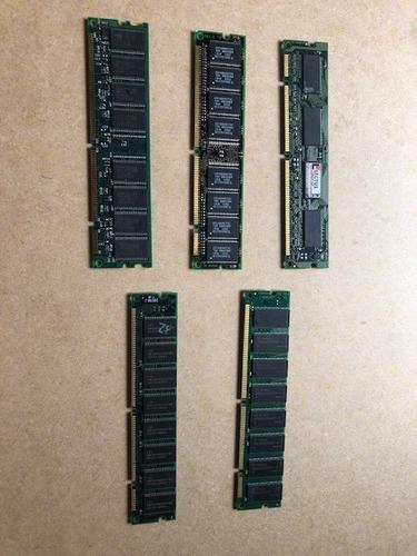 memoria sdram dimm pc 66 100 133 mhz 168 pinos valor unit 02