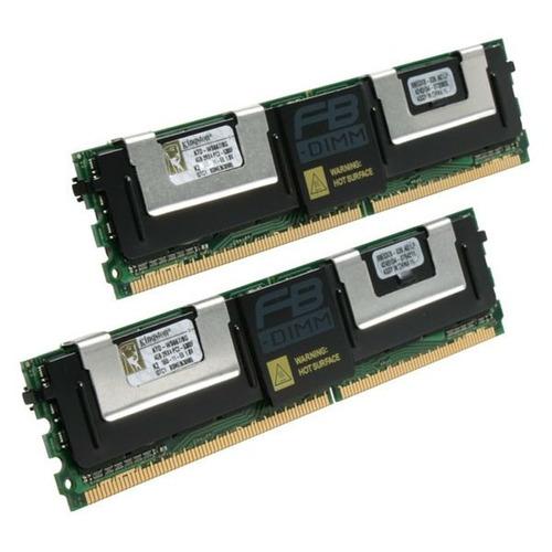 memória server fb-dimm kingston 2gb 667 ecc