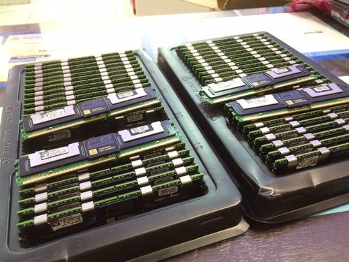 memoria servidor 2gb pc2-5300f hp proliant dl140 g3 ml150 g3