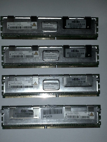 memoria servidor ddr2-667/5300 hp p/n:398706-051