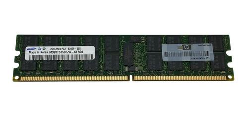 memoria servidor ecc reg 2gb pc2-5300p hp proliant ml150 g5