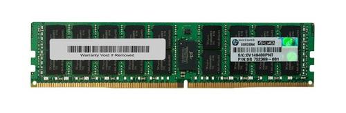 memoria servidor hp proliant 16gb 2rx4 ddr4 pc4-17000 2133 r
