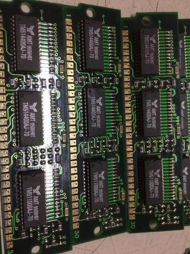 memoria simm 30 pines 1 mb 70 ns 3-chip tm514400aj-70