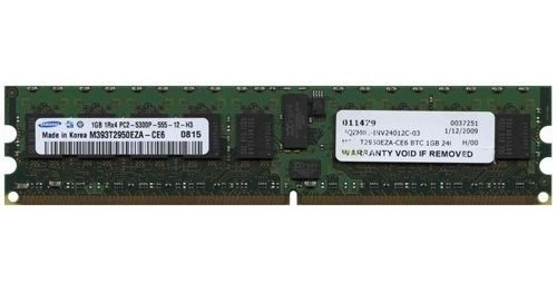 memoria smart/hp/micron/hy 1gb pc2-5300p 667mhz ecc-p/serv.