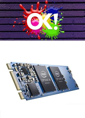 memoria ssd optane 16gb intel flash hdd 2280 pci-e 80mm nvme original caja sellada garantia fac a y b