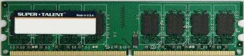 memoria super talent ddr2-400 2 gb/128x8 cl3 value memory
