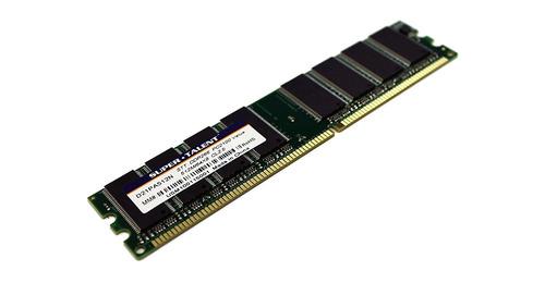 memoria super talent ddr266 512mb/64x8 cl2.5 8-channel