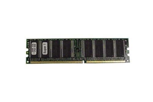 memoria super talent ddr400 256mb/32x8 samsung chip memory