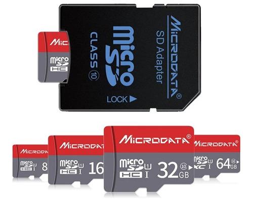 memoria ultra micro sd32 gb clase 10 hc/xc con adaptador