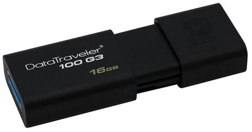 memoria usb 16gb kingston 3.0 dt100 g3 original mayoreo $75