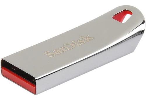 memoria usb 16gb sandisk 2.0 metalica z71 crucer force