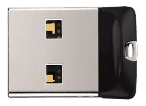 memoria usb 2.0 16gb sandisk cruzer fit mini ultra pequeña
