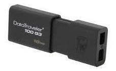 memoria usb 3.0 16gb mayoreo kingston dt100 original barato laptop pc velocidad alta resistencia original