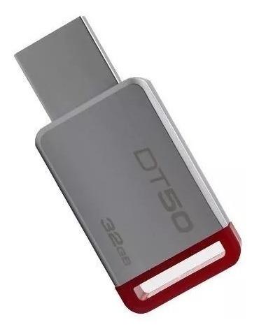memoria usb 3.0 kingston dt50 32gb 100% original garantizada