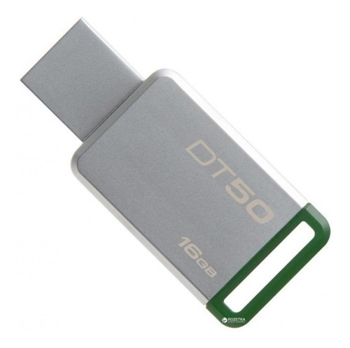memoria usb  3.1 kingston datatraveler 50 16gb.