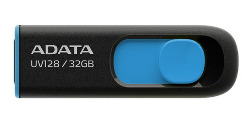 memoria usb 32gb 3.1 adata uv128 flash drive retractil