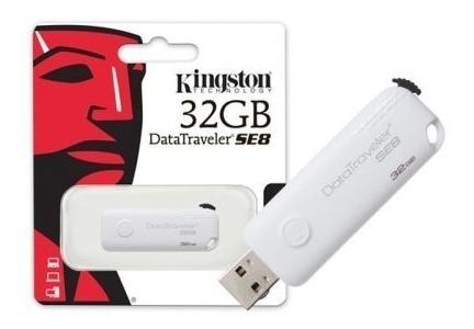memoria usb 32gb dtse9h kingston ¡original & sellado!