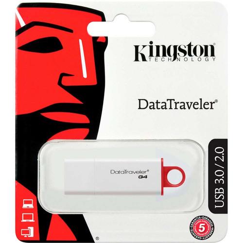 memoria usb 32gb kingston dtig4/32gb usb 3.0 data traveler