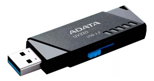 memoria usb 64gb 3.1 adata uv330 flash drive retractil nueva