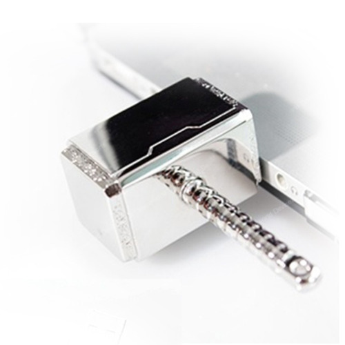 memoria usb 8 gb forma martillo thor
