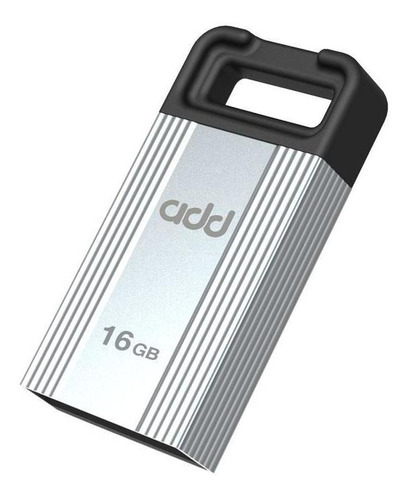 memoria usb addlink u30 plateada 16 gb 2.0