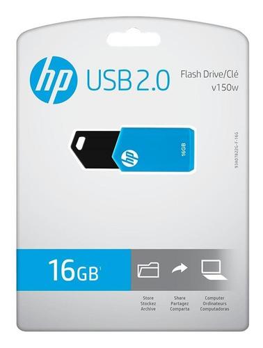 memoria usb hp v150w 16gb 2.0