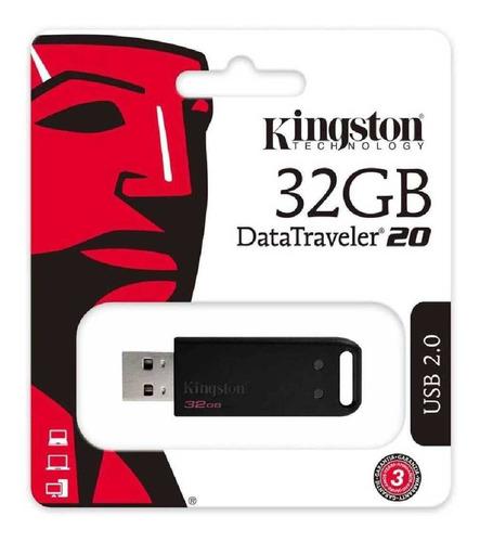 memoria usb kigston 32 gb con películas