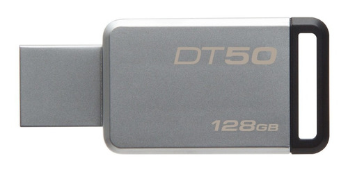 memoria usb kingston 128gb dt50 para fotos, videos y musica
