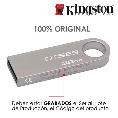 memoria usb kingston