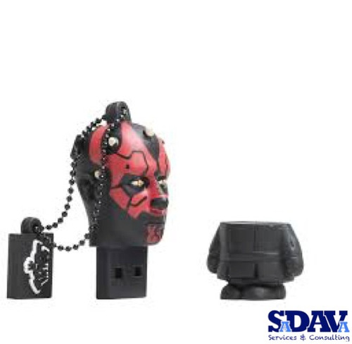 memoria usb tribe star wars darth maul 8gb