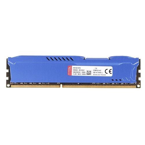 memoria,kingston hyperx 1600mhz ddr3 de 8 gb furia cl10 ..