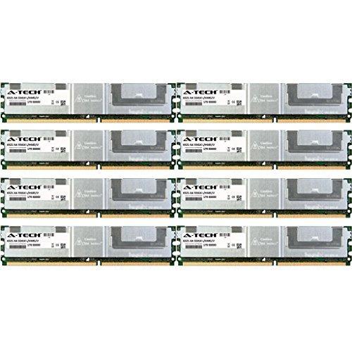 memoria,kit de 64gb (8 x 8gb) para sun blade series t634..