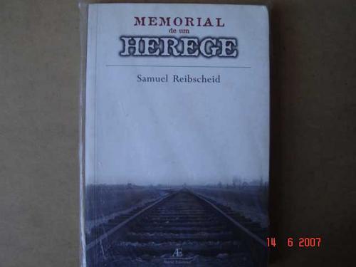 memorial de um herege  samuel reibsheid l11