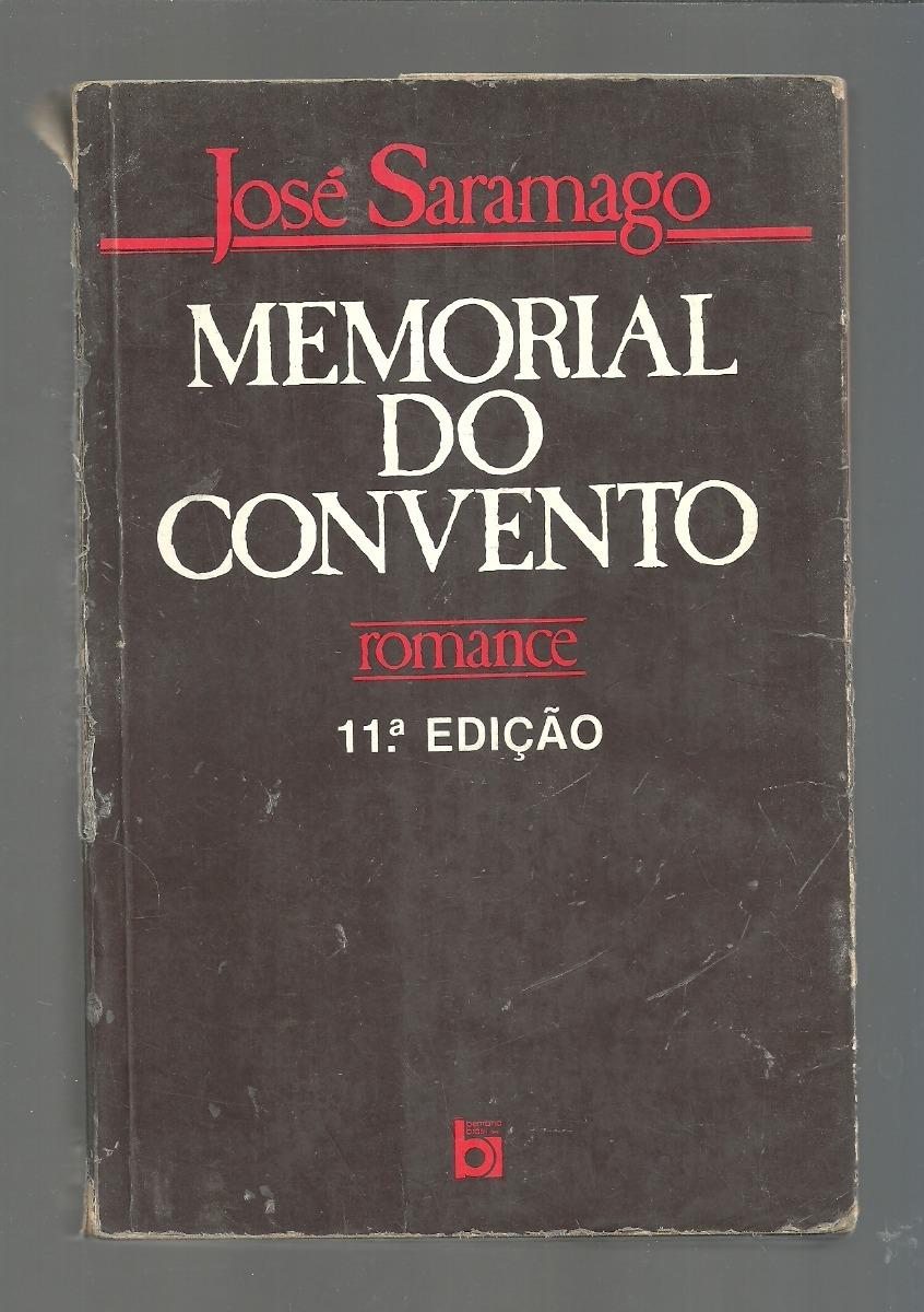 o livro memorial do convento de jos saramago