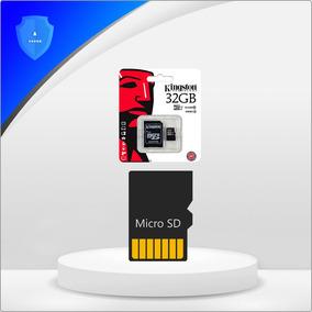 Memoria Micro Sd Kingston 32gb 100% Original Clase 10