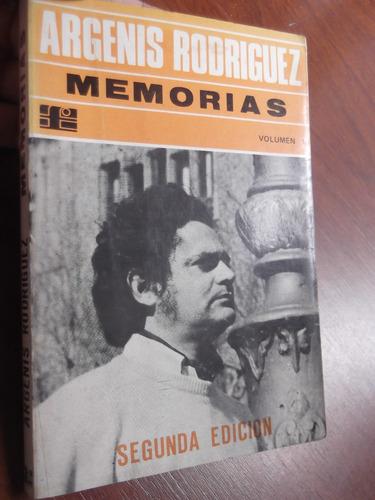 memorias argenis rodriguez ilustrado volumen 1 2a ed.