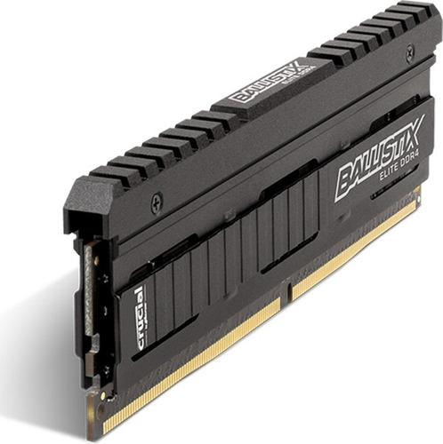 memorias crucial ballistix elite 4gb single ddr4 3200mhz