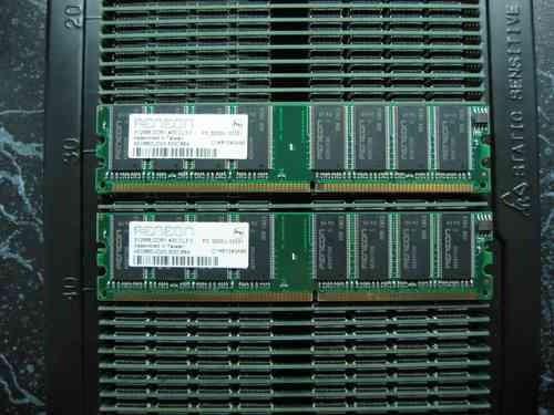 memorias ddr2 2gb 800 mhz intel y amd pleno centro