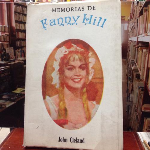 memorias de fanny hill - jhon cleland