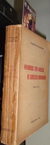 memórias de gudesteu rodovalho - gilberto de alencar - 1946