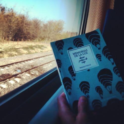 memorias de la luz - diario poético de viaje