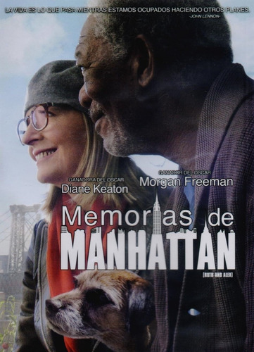 memorias de manhattan morgan freeman pelicula dvd
