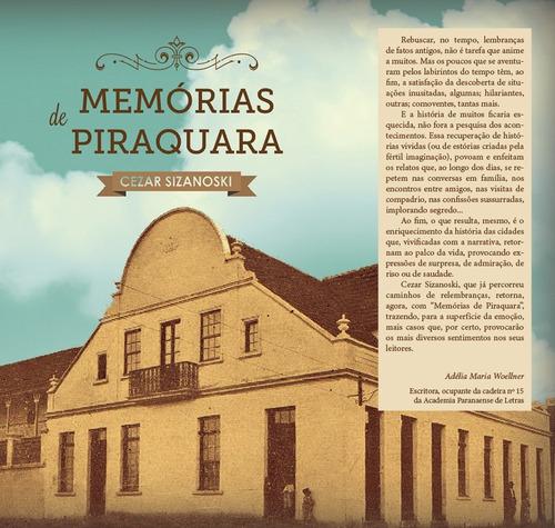 memórias de piraquara - cezar a. sizanoski